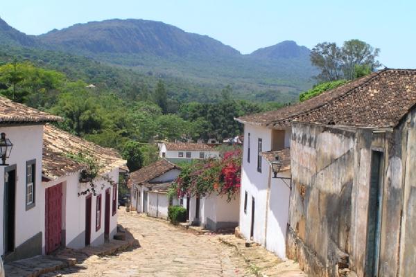 Tiradentes, Brasilien