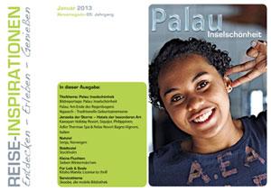 Reisemagazin Januar 2013