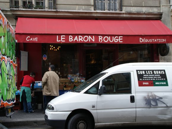 Baron Rouge Paris