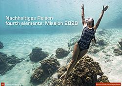 fourth element: Mission 2020