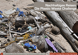 Naxhhaltiges Reisen: Die Plastic Waste Challenge
