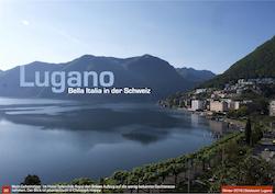 Städteziel Lugano