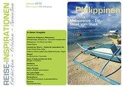 Reisemagazin Januar 2012