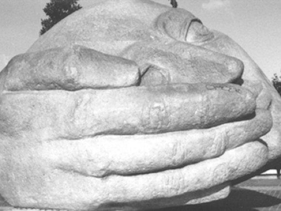 Skulptur St. Eustache
