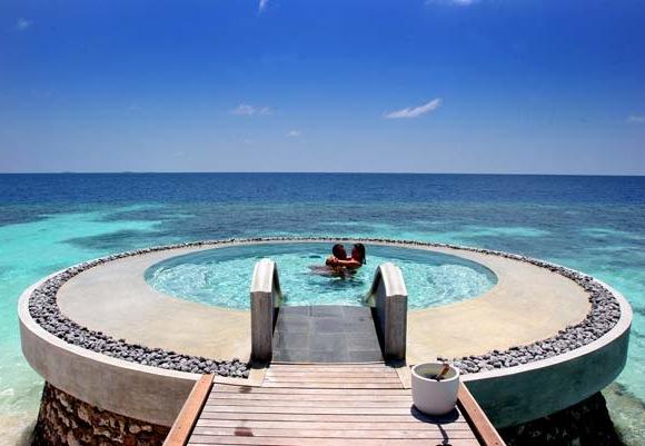 Lonu Veyo, Huvafen Fushi, Malediven