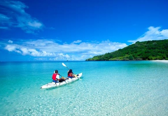 Kayaktour Palau
