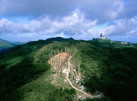 Po-Lin Kloster Hong Kong