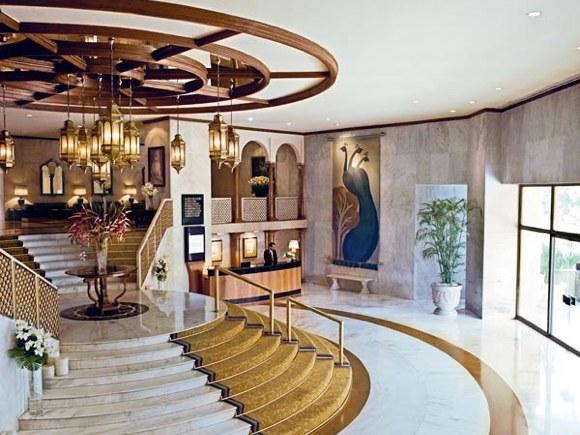 Lobby Taj Palace Hotel Delhi
