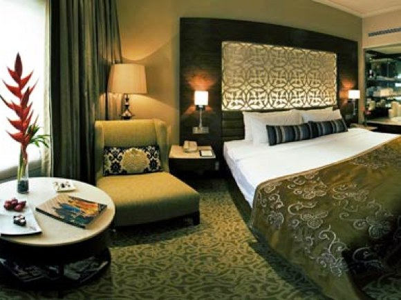 Zimmer Taj Palace Hotel Delhi