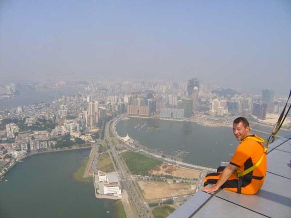 Skywalk X Macau
