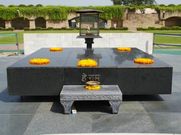 Mahnmal Gandhi