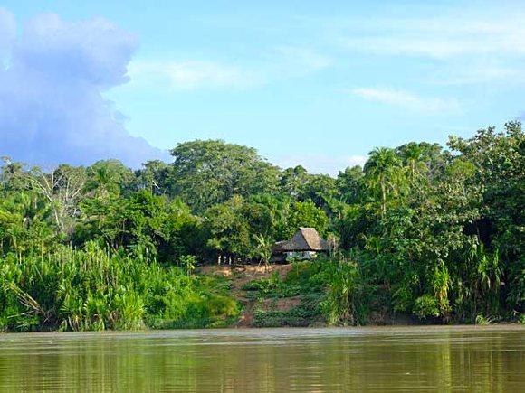 Amazonas Landschaft