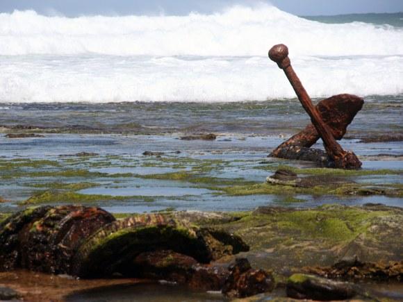 Shipwreck Bay Australien
