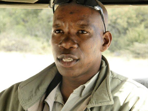 Guide Baines Botswana