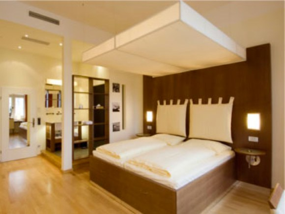 Zimmer Hotel Rathaus Wein + Design