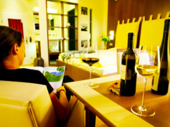 Weingenuss Hotel Rathaus Wein + Design