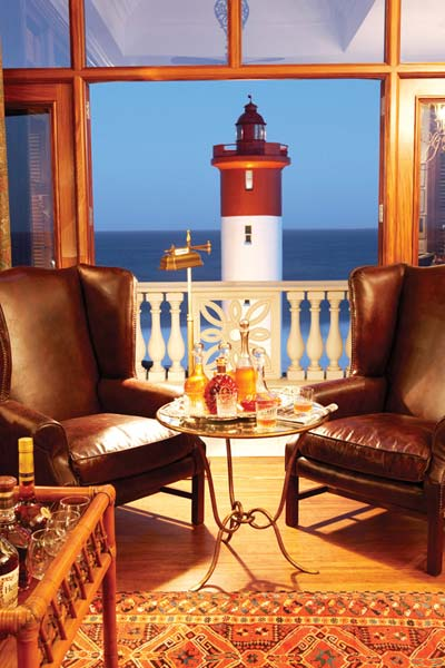 Ocean Terrace Restaurant At The Oyster Box Hotel Umhlanga