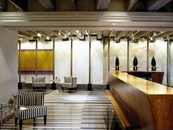 Lobby Widder Hotel