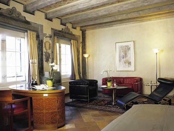 Design Zimmer Widder Hotel