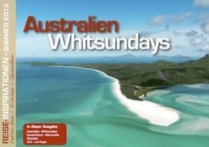Titelbild Reisemagazin Sommer 2013
