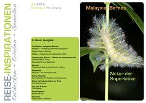 Reisemagazin Juli 2012