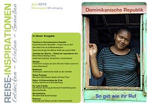 Reisemagazin Juni 2012
