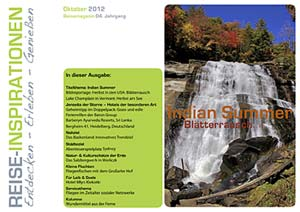 Reisemagazin USA/Indian Summer