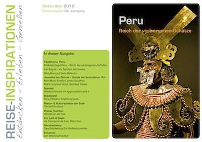Titelthema: Peru