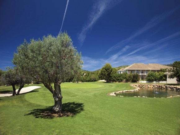 Golfplatz des Lindner Hotels
