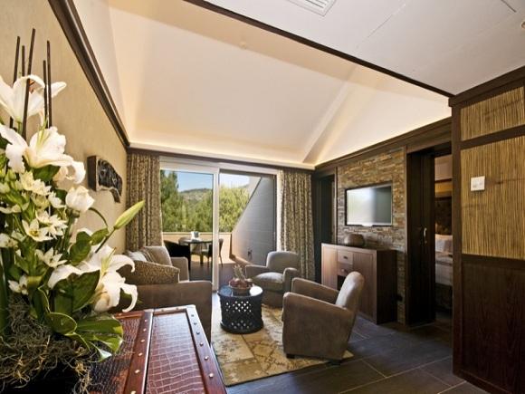 Suite im Lindner Hotel