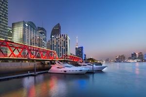 Mandarin Oriental Pudong Shanghai © Mandarin Oriental Hotel Group