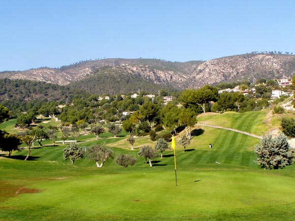 Real Golf de Bendinat, Mallorca