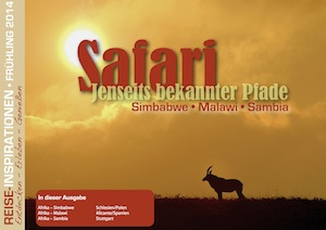 Titelthema: Safari in Afrika