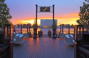 Bootsanlegestelle Siam Hotel Bangkok
