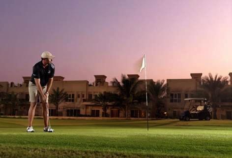18-Loch-Platz des Al Hamra Golf Club