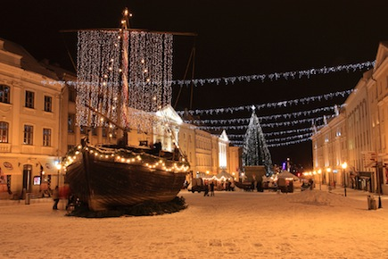 5. Schiff Lodi in Tartu