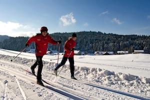 Langlaufen in Oberstein
