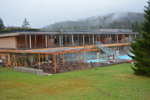 Das Kranzbach - Badehaus