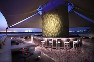 Pearls Bar, Shangri-La Hotel, Qaryat al Beri, Abu Dhabi
