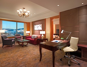 Executive Suite© Shangri-La Hotels and Resorts