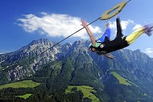 Saalfelden Leogang FlyingFOXX