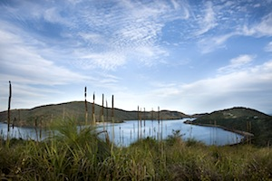 Rugged landscape Keswick island ©Tourism and Events Queensland
