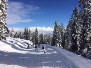 Skigebiete in Europa