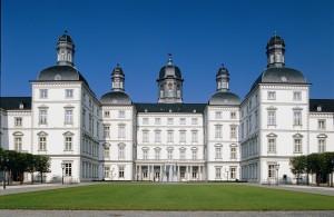 Außenansicht des Althoff Grandhotel Schloss Bensberg