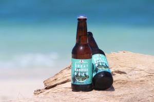 Great Barrier Bier, Biertrinken für den guten Zweck