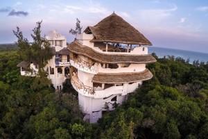 Das Watamu Treehouse an der Küste Kenias