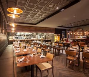 Restaurant Pascarella des Designhotel TITANIC Chaussee Berlin
