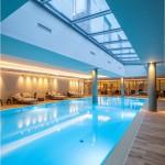 Designhotel mit 3000 m² Wellnessbereich