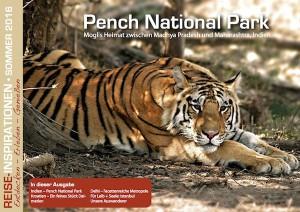 Indien, Pench National Park: Titelthema Sommerausgabe 2016 Reise-Inspirationen