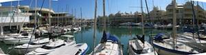 Hafen Benalmadena Costa del Sol